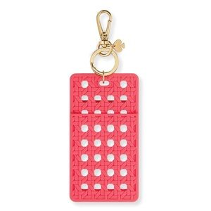 NEW Kate Spade Keychain ID Holder